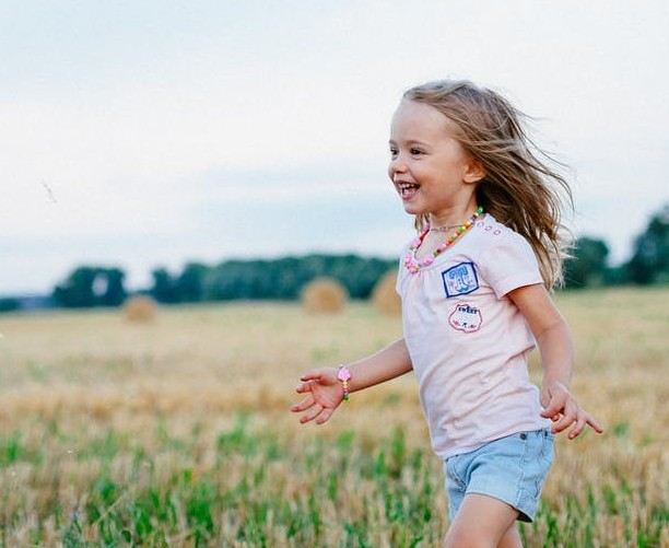 Joy_Little_girl