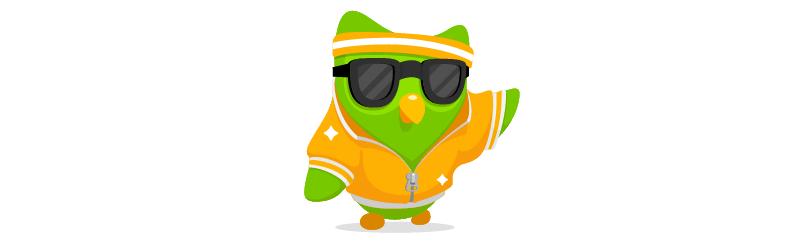 Duolingo_in_yellow_costume